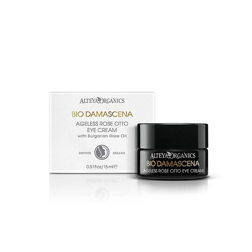 Alteya Organics   Bio Damascena Ageless Rose Otto Eye Cream   0.5fl oz/15ml