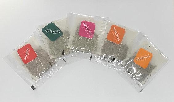 Organic HONEYBUSH TEA | 72g (36 Packs x 2g)