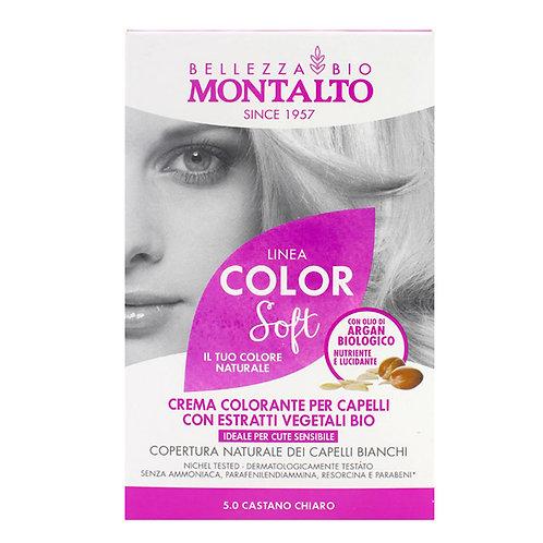 意大利天然染髮劑 – 淺啡色黃金色 5.0 (>90%天然)