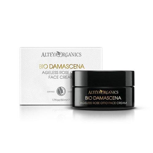 Alteya Organics | Bio Damascena Ageless Rose Otto Face Cream | 1.7fl oz/50ml