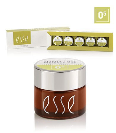 ESSE | Omega(奧米加)清透保濕霜| 5 x 10ml/盒