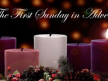 Sunday Service - 29 November 20