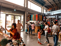 豐富又多元的商場遊逛空間
