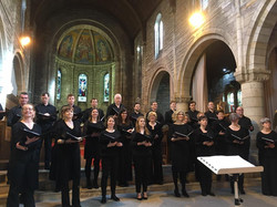 Tim Cais, Glasgow Chamber Choir 2017