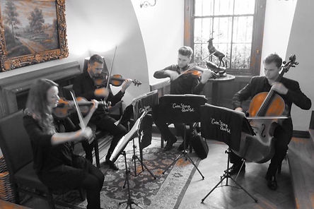 Tim Cais Wedding String Quartet