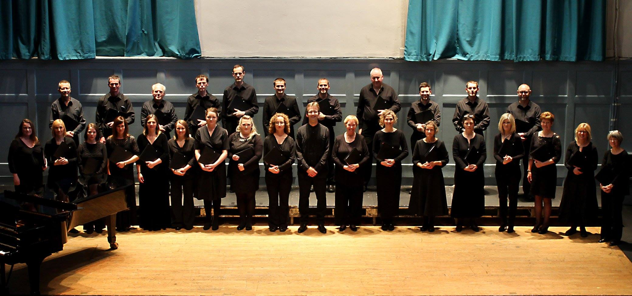 Tim Cais, Glasgow Chamber Choir 2015
