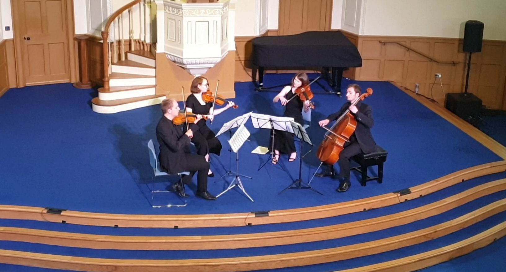 Tim Cais, Fyrish String Quartet 2019