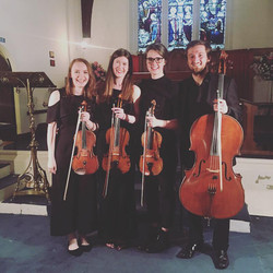 Tim Cais, Fyrish String Quartet 2018