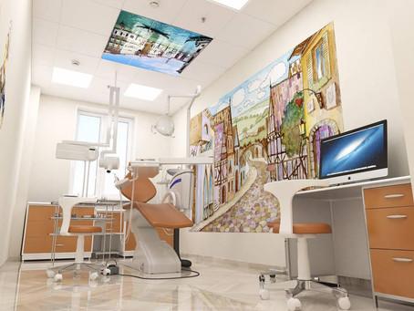 Видеостены могут облегчить работу стоматологов