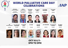World Palliative Care Day Celebrations
