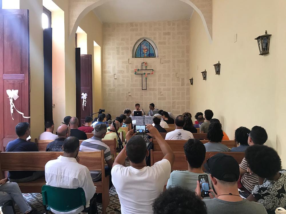 Iglesias de la Comunidad Metropolitana, Matanzas, Cuba