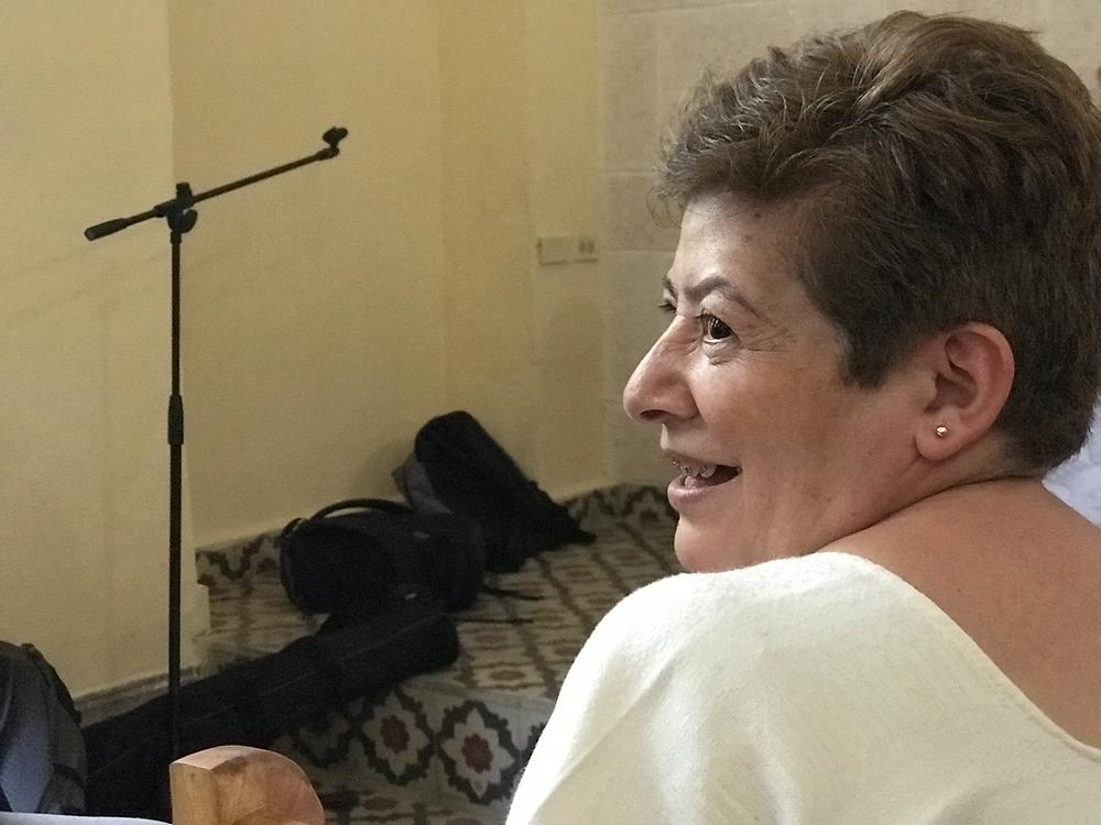 Dra. Marilú Rojas Salazar, reconocida teóloga feminista mexicana.