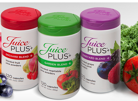 Juice Plus For Your Health