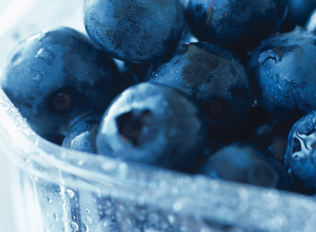 One Of My Favorite Super Foods, The Blueberry