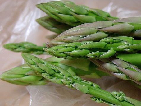 Asparagus is Almost Here