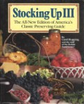 Cookbooks and Stocking Up
