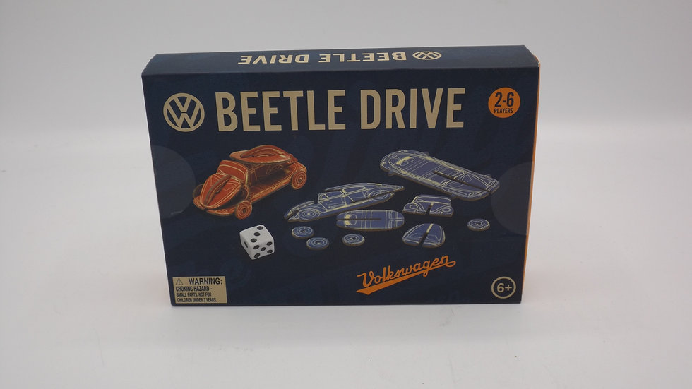 VW Beetle Drive Game