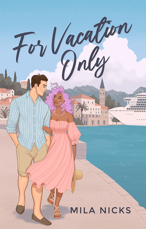 For Vacation Only Front Cover.jpg