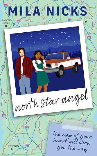 Mila Nicks North Star Angel_rusty orange