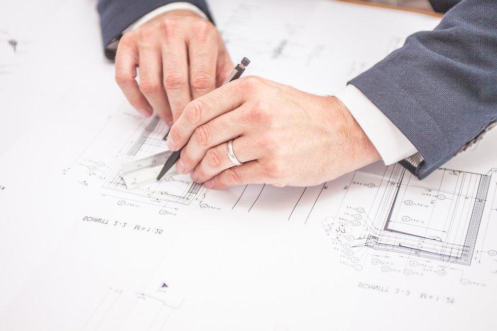 Accompagnement sûreté sur plan dès la création de votre projet