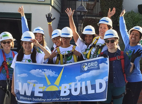 Grid Alternatives first Bay Area Regional Board of Directors Solar for MultiFamily Units