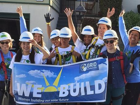 Grid Alternatives first Bay Area Regional Board of Directors Solar for MultiFamily Units