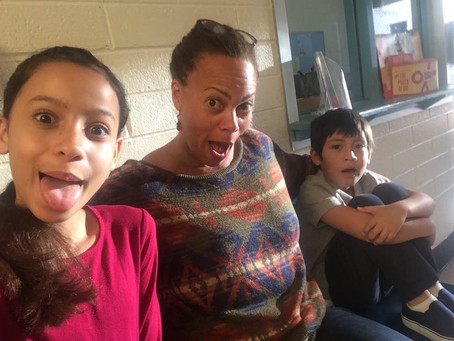 Collisions Feature film shoots at Oaklands St. Elizabeth School in Fruitvale