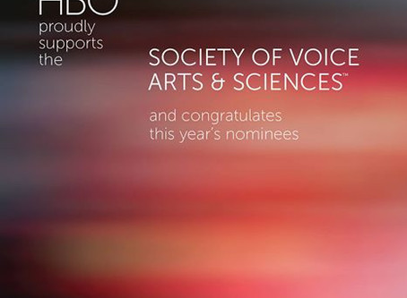 HBO honors SOVAS.org Nominees: Nominated for Outstanding Video Game Character for Sunset the Game