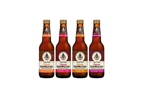 Mixed Box Kombucha (12 x 330ml bottles)