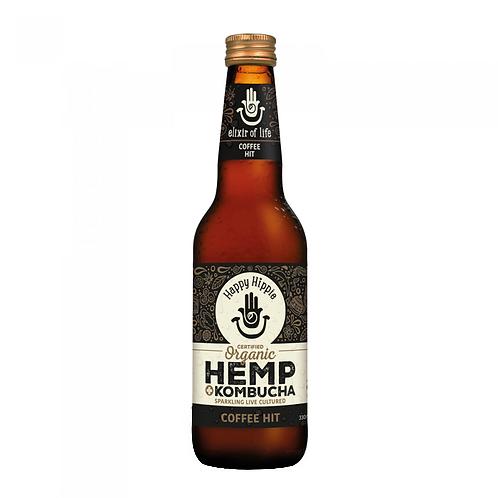Coffee Hit Hemp + Kombucha - 12 x 330ml bottles