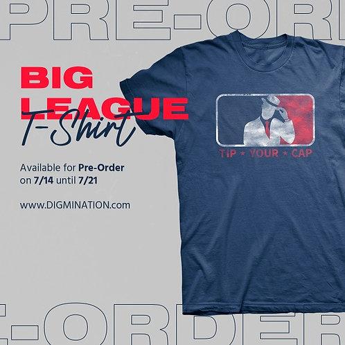 "Digmi ""Big League"" Tee"