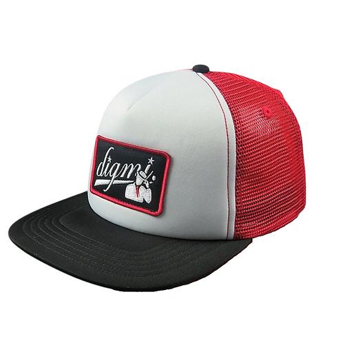 "Digmi ""DBL"" Patch Trucker Hat"