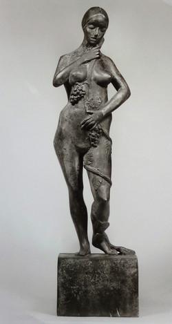 Bacchantin, Bronze, 60 cm