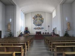 Kirche Strietwald