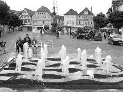 Brunnenanlage Bad Neustadt