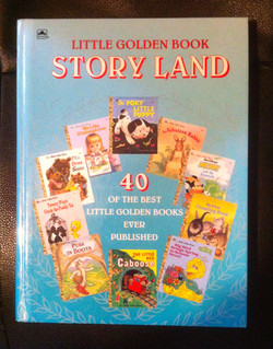 Storyland book cover