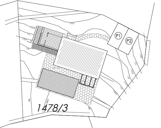 Land Plot J - site plan