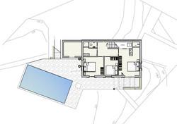 Villa H ground floor