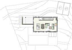 Villa J upper floor