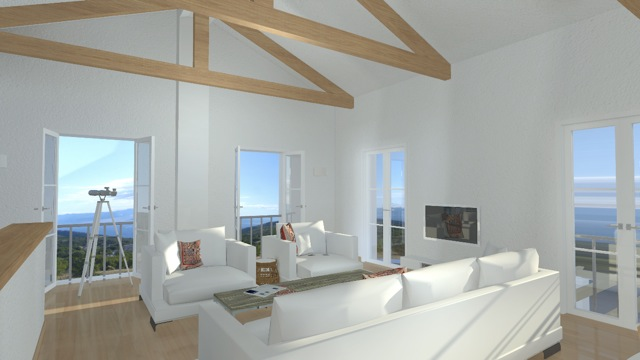 Interior image (computer image)