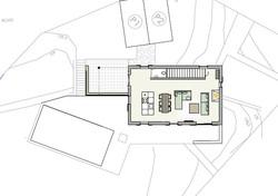 Upper floor plot H