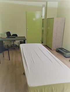 Fysiotherapie Merelstraat behandelkamer