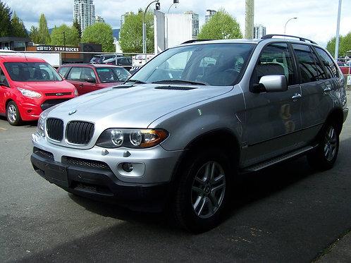 2004 BMW X5 3.0i AWD