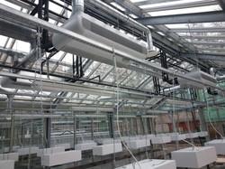 Üvegház hűtés/fűtés