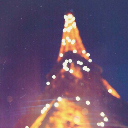 Eiffel Tower by Lela Jenkins