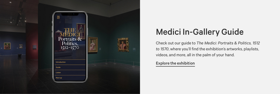 Medici In-Gallery Guide
