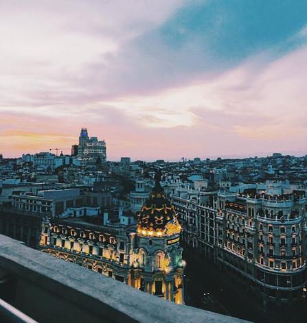 pretty city 🌃💖