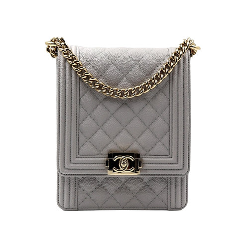 Chanel North South Boy Bag