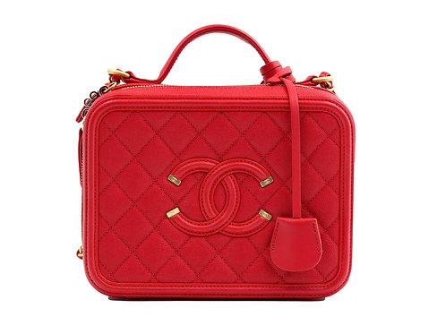 Chanel Vanity Case Small