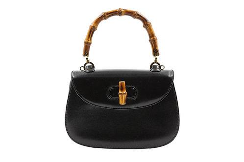 Gucci Bamboo Top Handle Mini Handbag